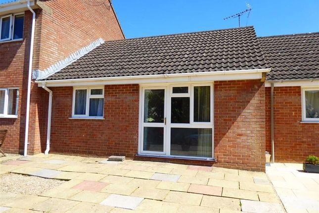 1 bed terraced bungalow to rent in Reine Barnes Close, Woodmancote, Dursley GL11