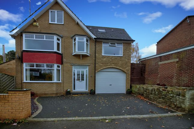 Thumbnail Detached house for sale in Redrock Road, Whiston, Rotherham