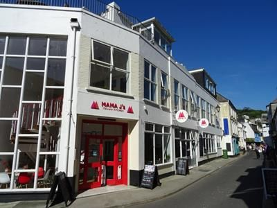 Thumbnail Restaurant/cafe for sale in Mama J's Italian Kitchen, Higher Market Street, Looe, Cornwall