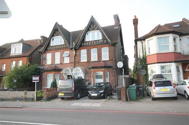 Thumbnail Flat for sale in Duppas Hill Road, Croydon, Surrey