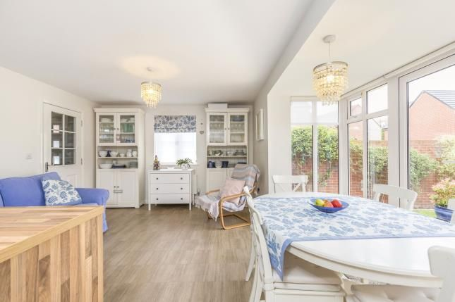 Thumbnail Detached house for sale in Oldfield Road, Brockworth, Gloucester, Gloucestershire