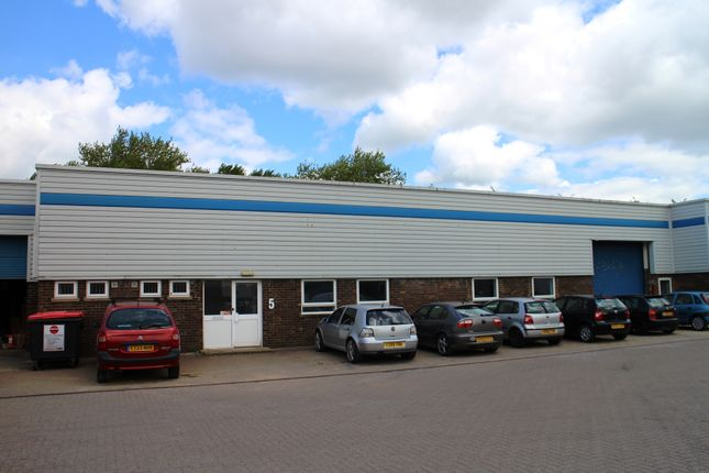 Thumbnail Industrial to let in Unit 5, Lynton Road, Cheney Manor, Swindon