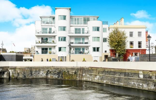 Thumbnail Flat for sale in Harbour Point, Stuart Street, Mermaid Quay, Cardiff Bay