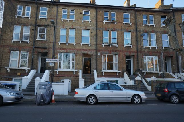 Thumbnail Flat to rent in Victoria Road, Kilbburn, London