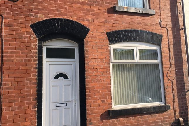 Thumbnail Terraced house to rent in Robertshaw Street, Leigh