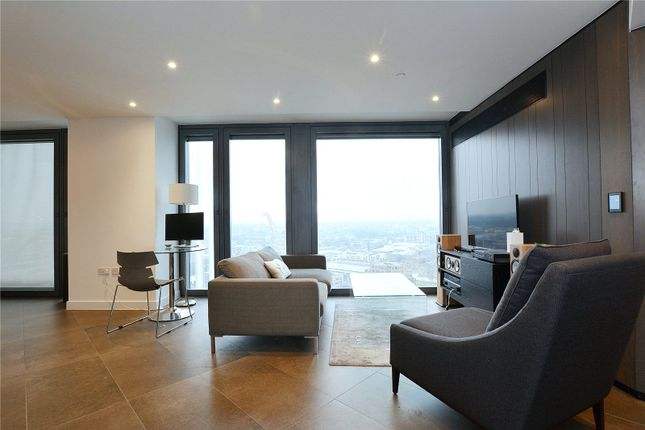 Thumbnail Flat for sale in Chronicle Tower, Islington
