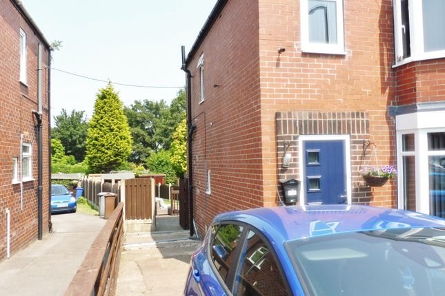 Off Road Parking of Summer Lane, Wombwell S73