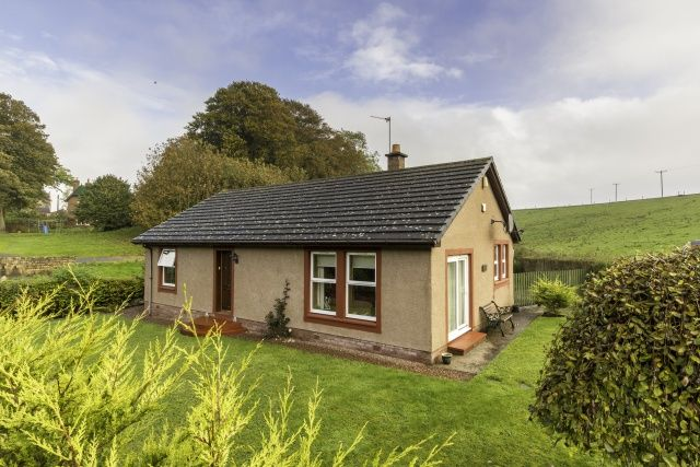 Thumbnail Bungalow for sale in St Vigeans, Arbroath