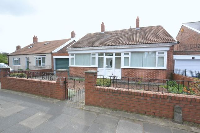 Thumbnail Detached bungalow for sale in Great Lime Road, Forest Hall, Newcastle Upon Tyne