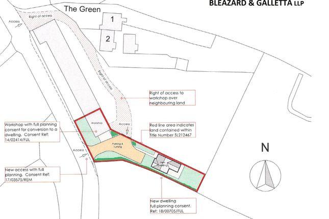 Thumbnail Property for sale in Warehouse & Land, Pontesford Hill, Pontesbury, Shrewsbury