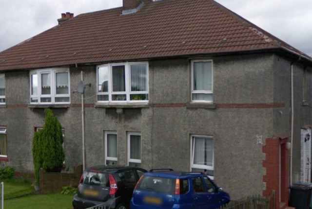 Thumbnail Flat to rent in Gartleahill, Airdrie, North Lanarkshire, 9Jx