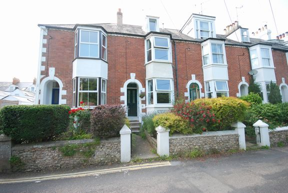 Terraced house for sale in Lawn Vista, Sidmouth