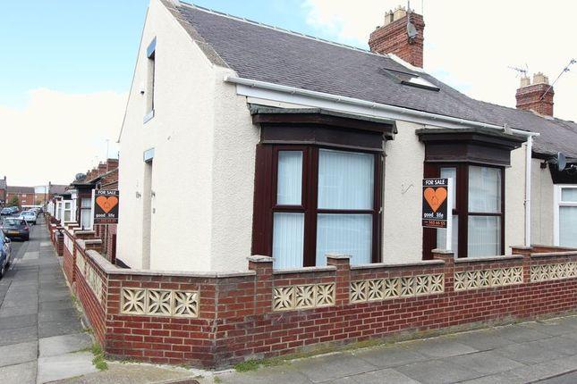Thumbnail Terraced house for sale in Grindon Terrace, Sunderland