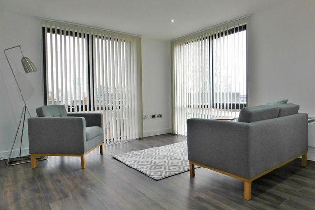 Thumbnail Flat to rent in Granville Lofts, 190 Holliday Street, Birmingham