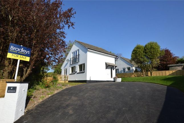 Thumbnail Detached house for sale in Pendean Drive, Liskeard, Cornwall