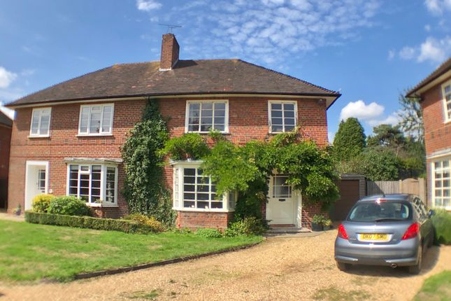 Thumbnail Semi-detached house for sale in Ethelburt Avenue, Bassett Green, Southampton