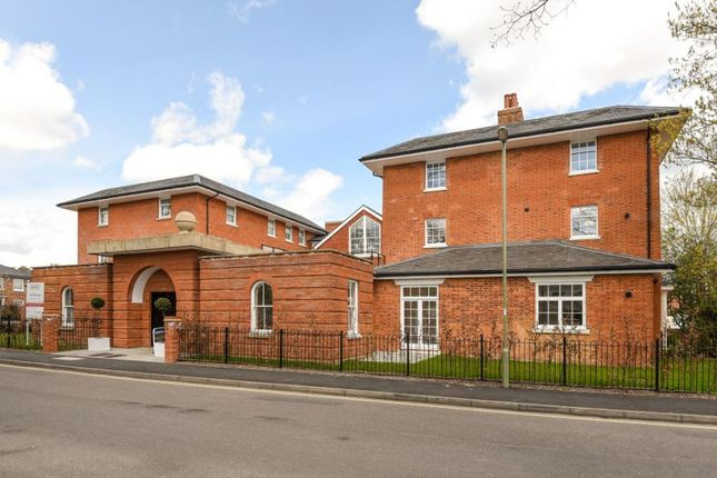 Thumbnail Flat for sale in High Street, Hartley Wintney, Hampshire