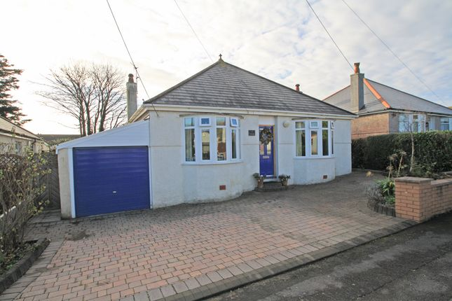 Thumbnail Detached bungalow for sale in 5 Third Avenue, Plymstock, Plymouth, Devon