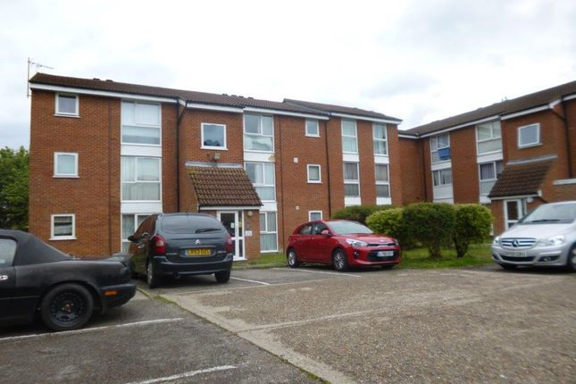 Thumbnail Studio to rent in Marley Court Berners Way, Broxbourne