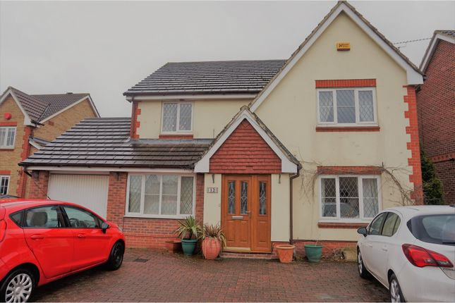 Thumbnail Detached house for sale in Lytham Close, Normanton