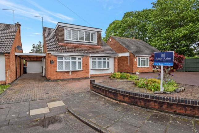 Thumbnail Bungalow for sale in Newbold Close, Binley, Coventry