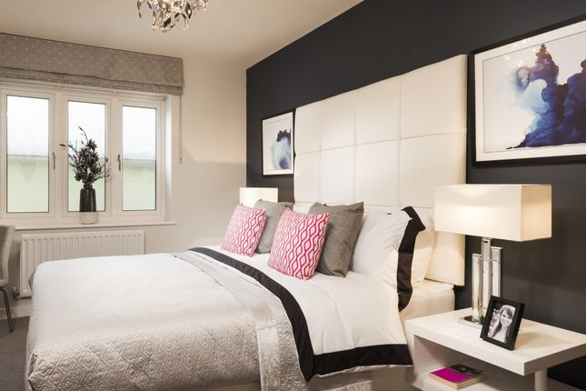 So Resi Sutton Bedroom