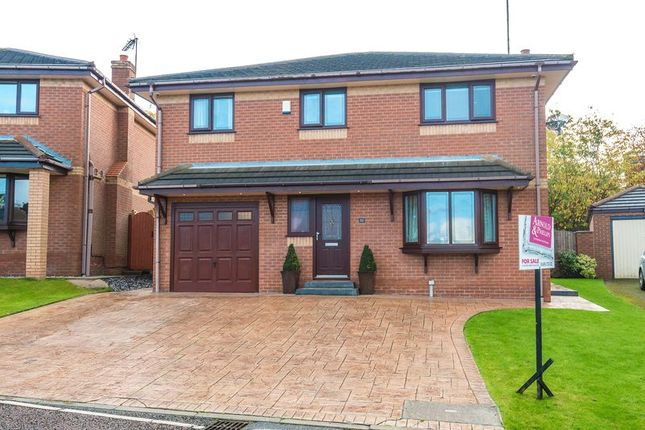 Thumbnail Detached house for sale in Maplewood, Skelmersdale