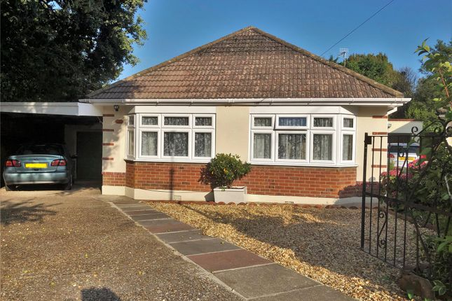 Thumbnail Bungalow for sale in Nutley Close, West Howe, Bournemouth, Dorset