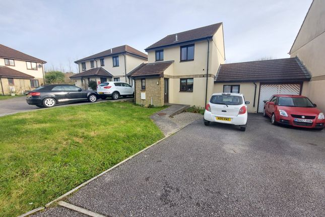 3 bed link-detached house to rent in Gwel Lewern, Eastern Green, Penzance TR18