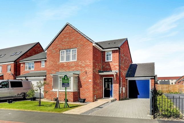 Thumbnail Detached house to rent in Surtees Haugh, Blaydon-On-Tyne