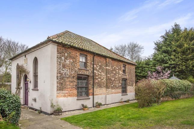Thumbnail Detached house for sale in East Rudham, Burnham Market, Norfolk