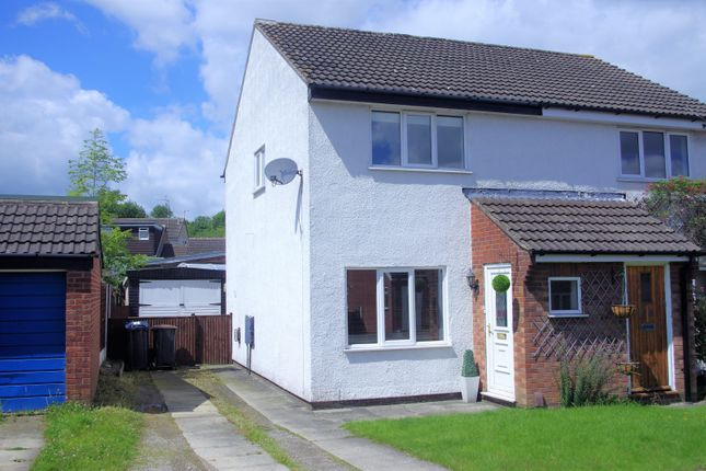 2 bed semi-detached house for sale in Crowberry Drive, Harrogate