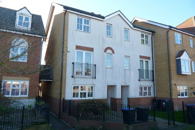 Thumbnail End terrace house for sale in The Chase, Montefiore Avenue, Ramsgate