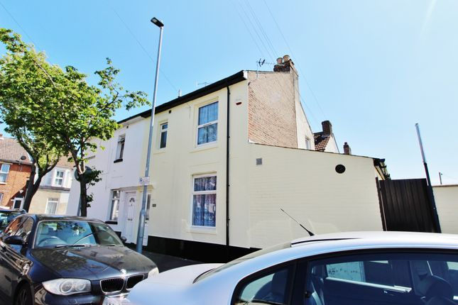 Thumbnail End terrace house to rent in Twyford Avenue, Portsmouth