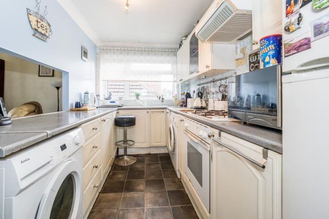 Kitchen of Heathcote Grove, London E4