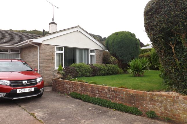 Thumbnail Bungalow to rent in Chestnut Drive, Brixham