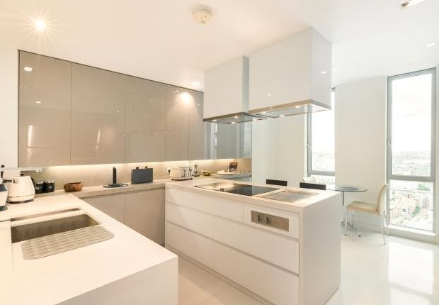 Thumbnail Flat to rent in Pan Peninsula, West Tower