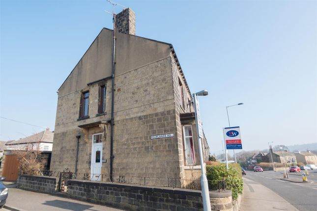 External of Fourlands Road, Idle, Bradford BD10