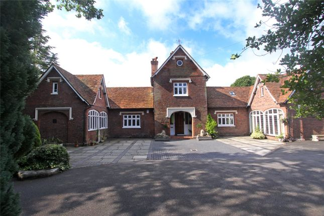 Thumbnail Detached house for sale in Marshals Drive, St. Albans, Hertfordshire