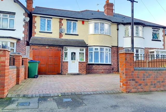 Thumbnail Semi-detached house for sale in Bustleholme Lane, West Bromwich