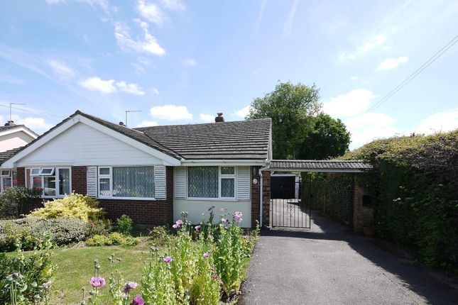 Thumbnail Semi-detached bungalow for sale in Jones Road, Goffs Oak, Waltham Cross