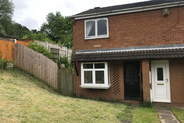 Thumbnail Town house for sale in Mickleborough Avenue, Mapperley, Nottingham