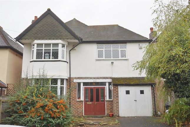 Thumbnail Detached house for sale in Chester Road North, Sutton Coldfield
