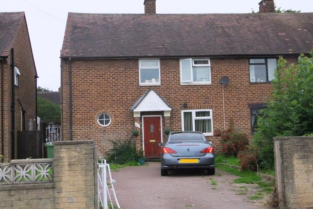3 bed semi-detached house for sale in Hobs Moat Road, Solihull