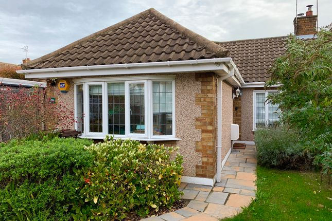 Thumbnail Semi-detached bungalow for sale in Leighfields, Thundersley, Essex