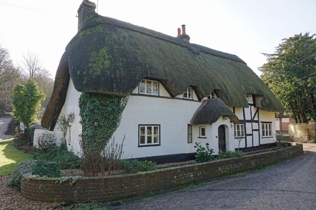 Thumbnail Cottage for sale in Amport, Andover, Hampshire