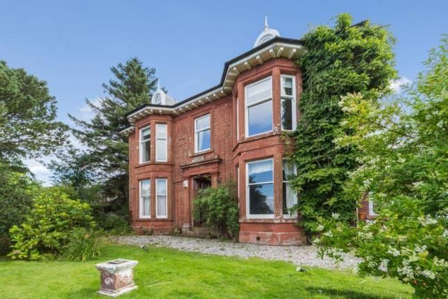 Thumbnail Flat for sale in Montgomerie Terrace, Skelmorlie, North Ayrshire