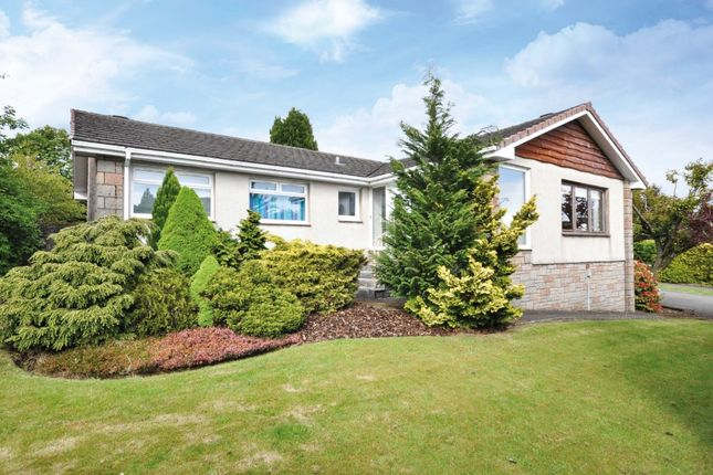 Thumbnail Detached bungalow for sale in Seafield Avenue, Bearsden, East Dunbartonshire