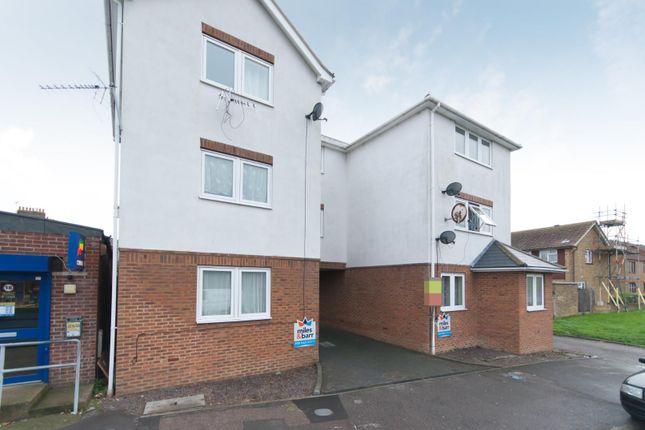Thumbnail Town house for sale in Dane Valley Road, Margate