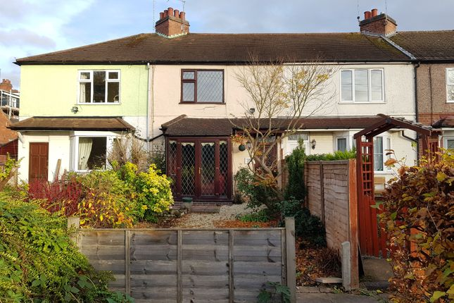 Thumbnail Terraced house for sale in Knight Avenue, Stoke, Coventry